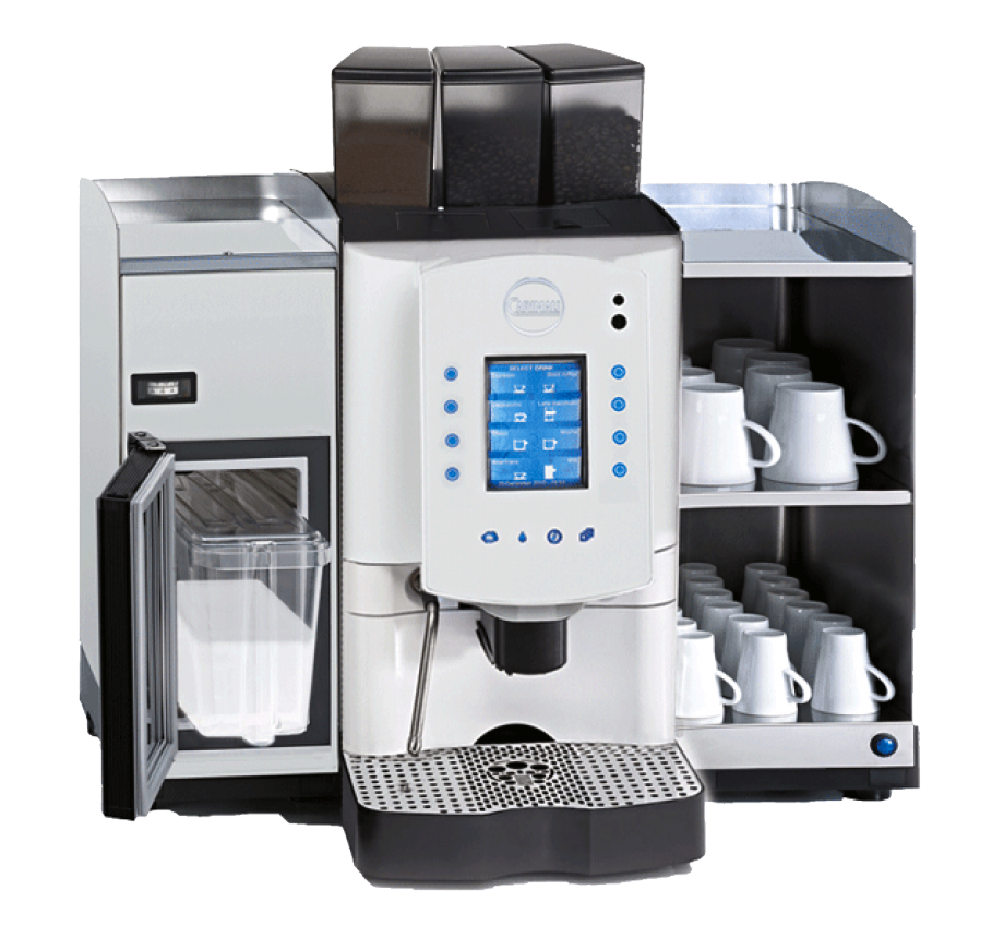 Carimali Armonia Touch Office Coffee Machines Sydney Commercial Automatic Office Coffee Machines